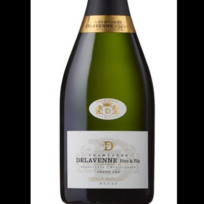 Champagne Delavenne Grand Cru Brut Nature