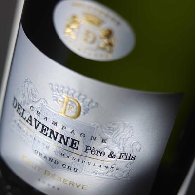 Champagne Delavenne Grand Cru Brut Reserve
