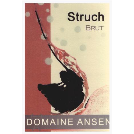 Domaine Ansen Cremant d'Alsace AOP Struch (Brut)