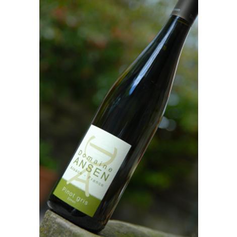 Domaine Ansen Pinot Gris (Elmen Single Vineyard) 2013