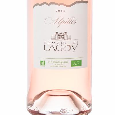 Domaine de Lagoy Rose - IGP Alpilles (2016)