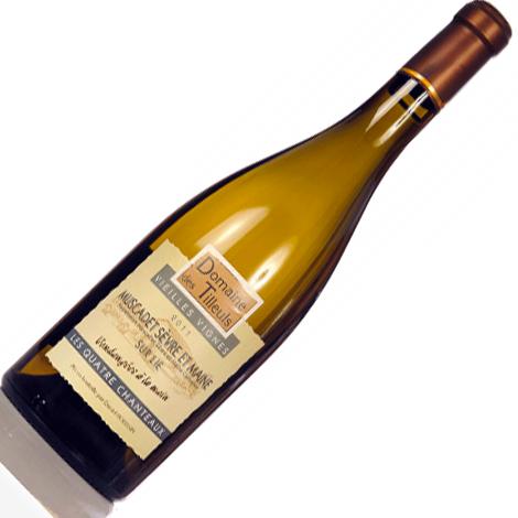 Domaine des Tilleuls Muscadet Sèvre et Maine Sur lie Vieilles Vignes «Les Quatre Chanteaux»