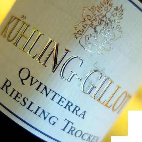 Kühling-Gillot - Qvinterra Dry Riesling