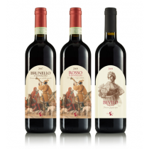 Casa Raia 6 Bottle Mixed Case (The Portfolio Reds)