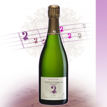 Champagne Girardin Cuvee Point D'Orgue Vintage 2004 (Brut)