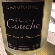 Champagne Vincent Couche Perle de Nacre Extra Brut (Blanc de Blancs)