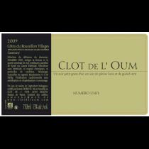 Clot De l'Oum Numero Uno (2009)