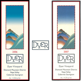 Dyer Vineyard 3 Bottle Mixed Case (Mixed Vintages)