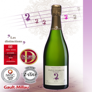 Champagne Girardin Cuvee Point D'Orgue Vintage 2007 (Brut)
