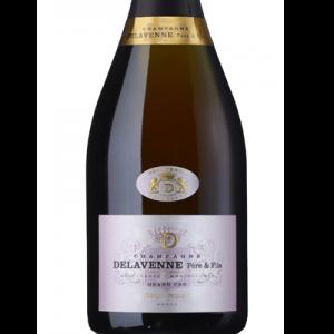 Champagne Delavenne Grand Cru Brut Rosé