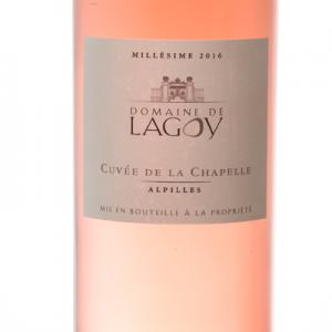 Domaine de Lagoy La Chapelle Rose - IGP Alpilles (2016)