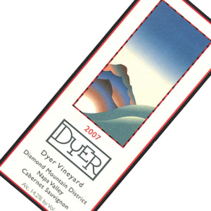 Dyer Vineyards - Cabernet Sauvignon